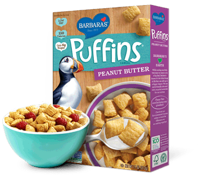 puffins-peanut-butter