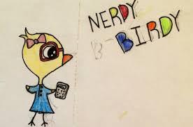 nerdybirdie