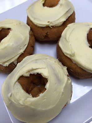 pumpkin-cake-doughnuts